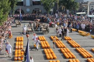 Alkmaar-Cheese-Market
